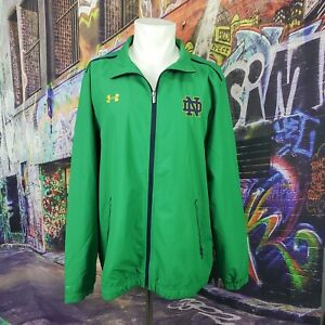 Notre Dame Under Armour Windbreaker (Large)