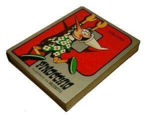 Libro Jacovitti Pinocchio-Collodi Cartonato Fratelli Spada Editori 1983-35A