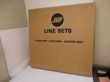 JMF Line Sets 3/8 x 3/4 x 3/8 x 35 PE Line Set 35 PE Straight End Line Set 08288