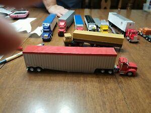 Tonkin Replicas,  Tractor & Trailer,Peterbilt