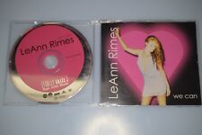 LeAnn Rimes ‎– We Can CD-Single promo