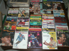 Lot of 41 different Vintage Sports Illustrated Magazines from 1950's & 1960's