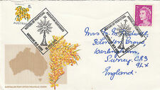 Postmarks Sisters Of Perpetual Adoration official Golden Wattle generic cover