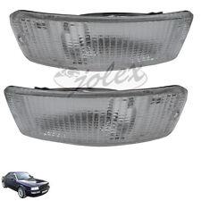 Blinkleuchte weiß rechts+links Set Satz Paar Audi 80 / 90 B3 B4 Coupe Cabrio NEU