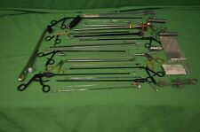 Large Lot of Olympus Storz Wolf Laparoscopy Equipment - SEE PICS