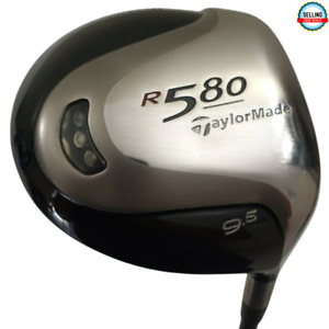 """TaylorMade R580 Driver 9.5 Degrees M.A.S² Graphite Stiff Flex Right Handed 45.5"""""""
