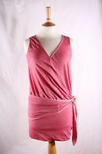 New Anna David Pink Mini Dress,Size M,10-12 UK,Summer,Beach,Festival Party Dress