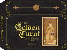 The Golden Tarot: The Visconti-Sforza Deck: By Packard, Mary