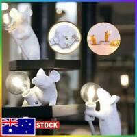 Large Table Lamp Mouse Desk Light Bedside Resin Lamps Sitting Lights