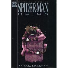BD comics Marvel Spider-man: Reign ver.1