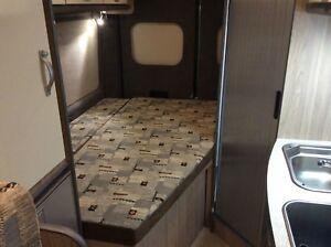 Tambour Door Toilet Washroom Shower Campervan Conversions Motorhome Fiat Peugeot