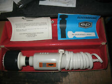 Vintage Sanyo 2 Speed Handheld Wand Body Massager Da 1100 Case Instruction Works
