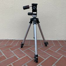 Bogen Manfrotto 3001 Tripod and a 3030 Three Way Quick Release Head