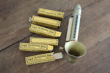 saxophone automatique vieux jouet avec des rouleaux de musique PLAYASAX