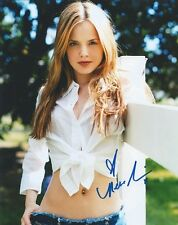 Mena Suvari American Pie autographed 8x10 photo with COA by CHA