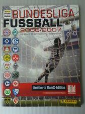 Panini Leeralbum Bundesliga 2006/2007 mit 6 Gratis Sticker und Bestellschein