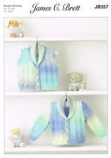 Baby Knitting Cardigans Patterns