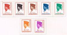Indonesia President Sukarno set 1965 MLH