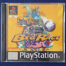 PS1 - Playstation ► Pro Pinball 3 - Big Race USA ◄