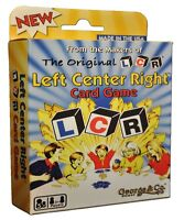LCR® Left Center Right Card Game