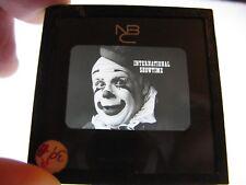 """Face Makeup Art~Media Circus Clown Photo """"International Showtime"""" NBC TV Promo"""