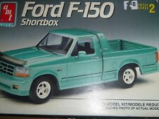 AMT FORD F-150 SHORTBOX PICKUP TRUCK 1/25 Model Car Mountain OPEN