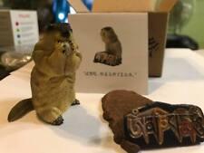 Custom Made Himalayan marmot Resin animal figure figurine model