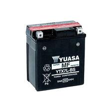 BATTERIA YTX7L-BS YUASA ORIGINALE 6AH PER MOTO E SCOOTER 12V
