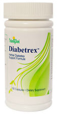 Diabetrex High Blood Sugar Level Support Supplement for (DIABETES)