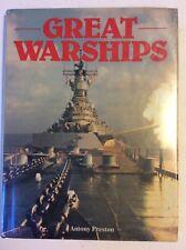Great Warships By Antony Preston mc