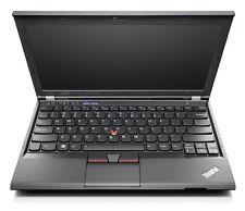 "Lenovo ThinkPad X230 intel Core i5 2.6GHz 12.5"" WEBCAM Laptop 8GB RAM 250GB HDD"