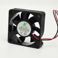 1x Brushless DC Cooling Fan 50x50x15mm 5015 7 blades 24V 0.08A 2pin Connector US