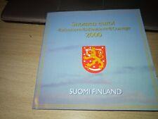 Coffret BU Finlande 2000 Finland Neuf