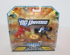DC Universe Action League The Flash VS. Captain Boomerang Action Figure Mattel