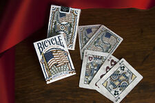 2 Decks Bicycle American Flag Standard Poker Playing Cards Sealed New In Box