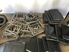 Lot of Vintage Wood FIDELITY cut sheet film holder Large Format Camera 5x7 4x6