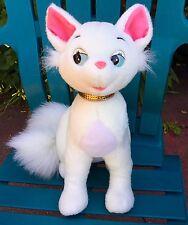 "BIG! 16"" DISNEY DISNEYLAND PARIS ARISTOCATS DUCHESS DUTCHESS MOM KITTY CAT PLUSH"