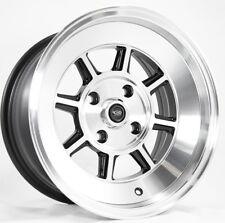 15x9 Rota SHAKOTAN 4x114.3 -15 Full Royal Black Wheel (1)