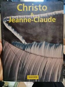 CHRISTO & JEANNE CLAUDE  TASCHEN 1995 ENG