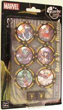 Marvel HeroClix - Secret Wars Battleworld tokens Juegos de miniaturas Wizkids