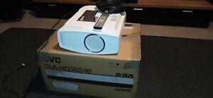 Award winning JVC DLA-HD350 projector – Perfect working order (cheapest on Ebay)