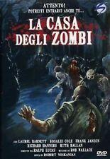 Dvd LA CASA DEGLI ZOMBI - (1980) ***Contenuti Extra*** .....NUOVO