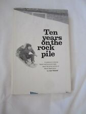 Ten Years on the Rock Pile - The Summit of Mount Washington by Lee Vincent (1973