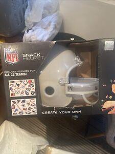 NFL Snack Helmet Grey - NFL Super Bowl 2021