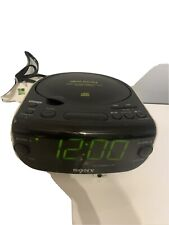 New ListingSony Dream Machine Icf-Cd815 Am - Fm Stereo Cd Clock Radio with Dual Alarm