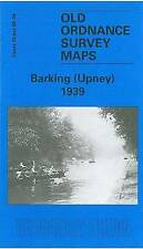 Clifford, Tony, Barking (Upney) 1939: Essex Sheet 86.04 (Old O.S. Maps of Essex)