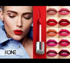 Oriflame The ONE Lip Sensation Matte Mousse Liquid Lipstick - Coral Dream, New