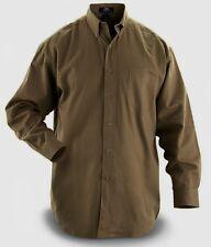 Stylish Classic Fit Sport Shirt by Vantage - Pima Cotton Blend - Men Size SMALL