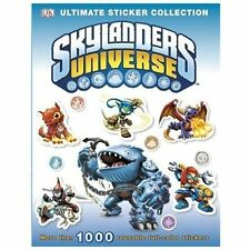 Ultimate Sticker Collection: Skylanders Universe: By DK Publishing