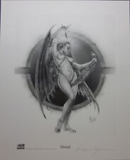 Seven Deadly Sins Patrick Meadows Envy Hand Signed Print